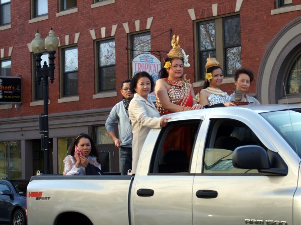 Khmer New Year Procession